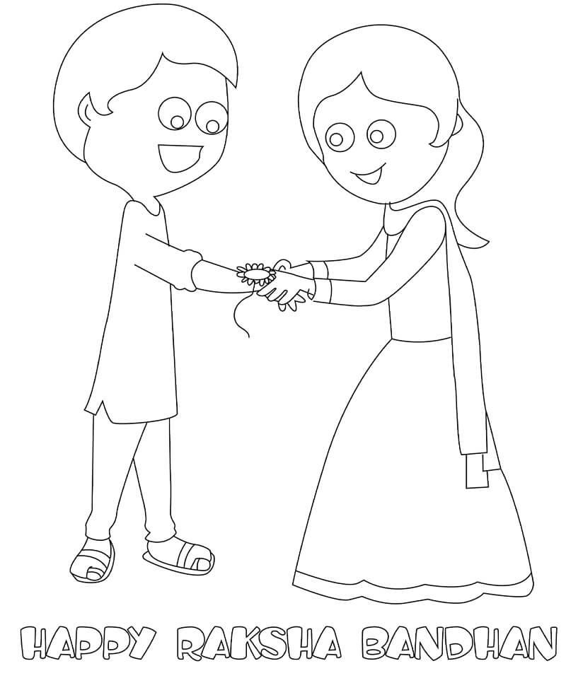 Happy Raksha Bandhan 1