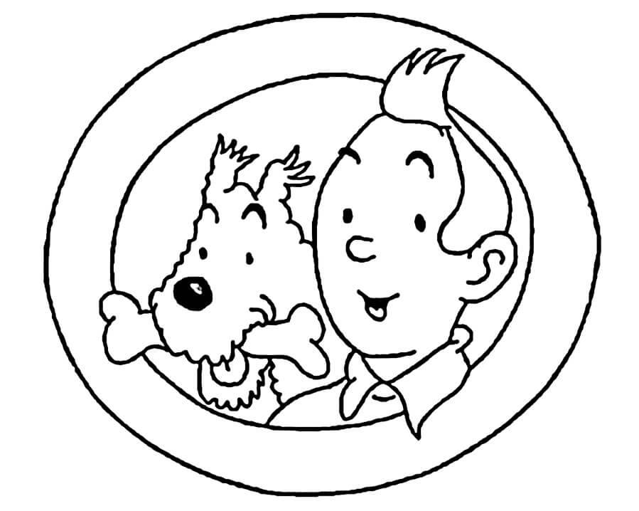Happy Tintin