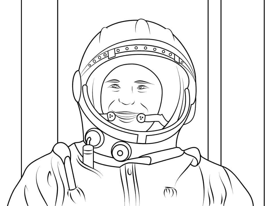 Happy Yuri Gagarin