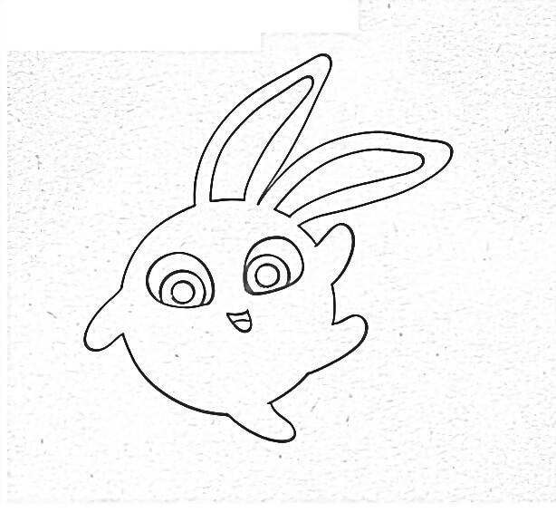 Hopper Sunny Bunnies