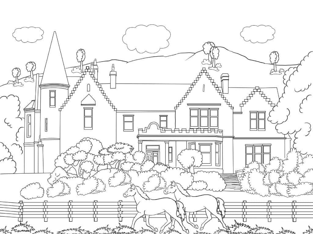 House Farm Mansion