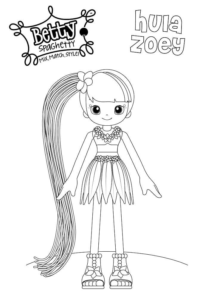 Hula Zoey
