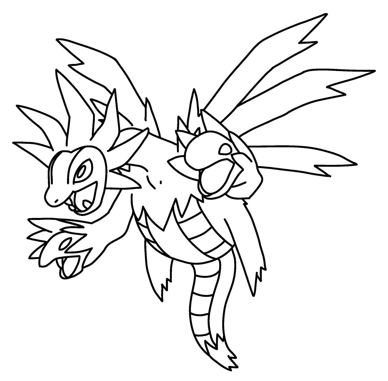 Hydreigon Pokemon