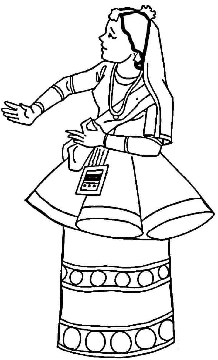 India National Clothing