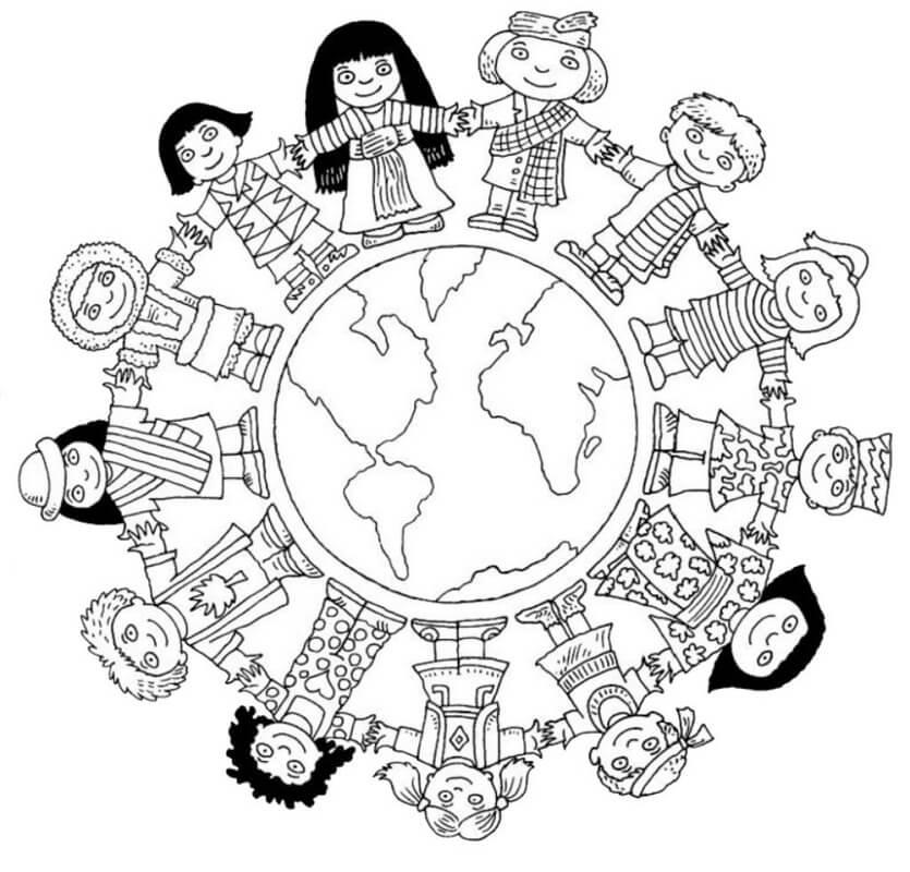 International Children's Day 1