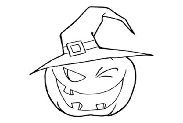 Jack o' Lantern 6
