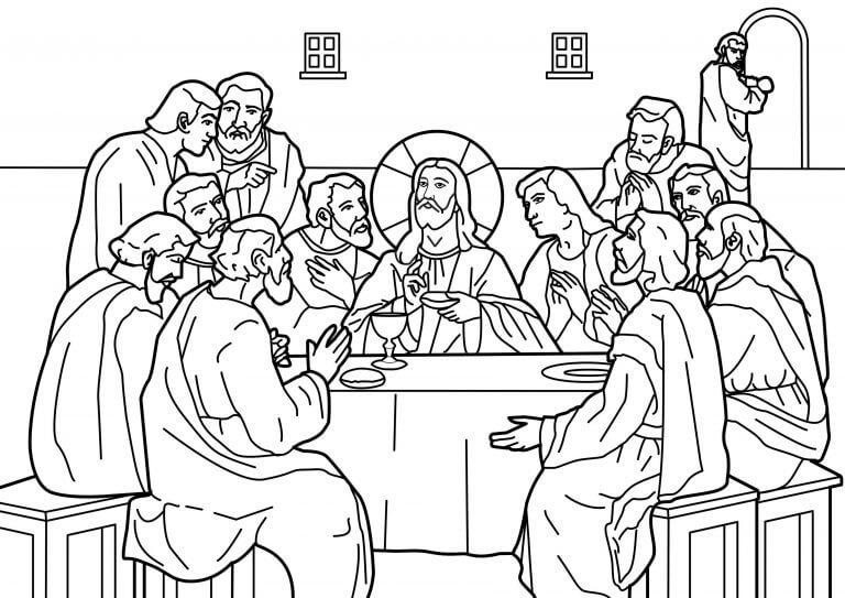 Jesus Last Supper