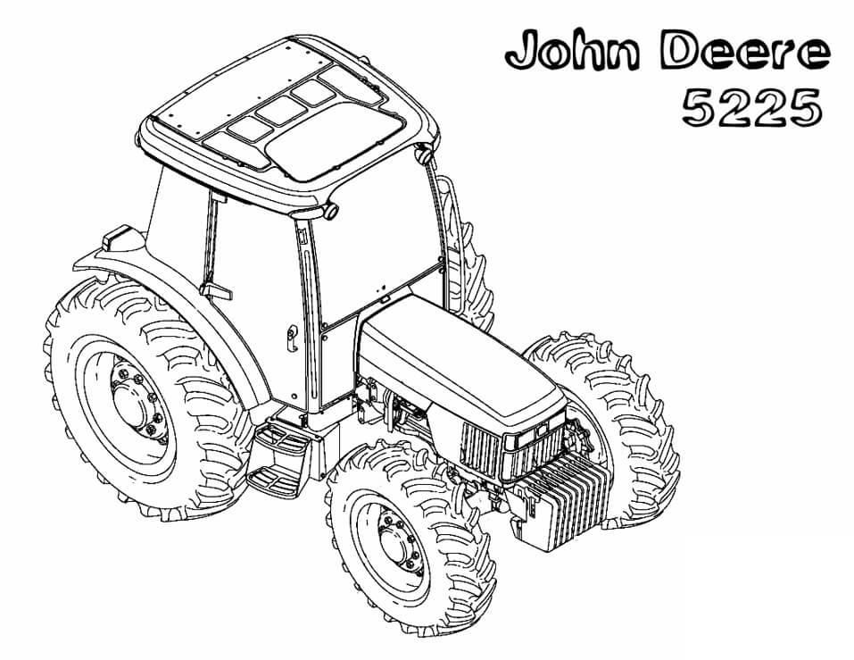 John Deere 5225