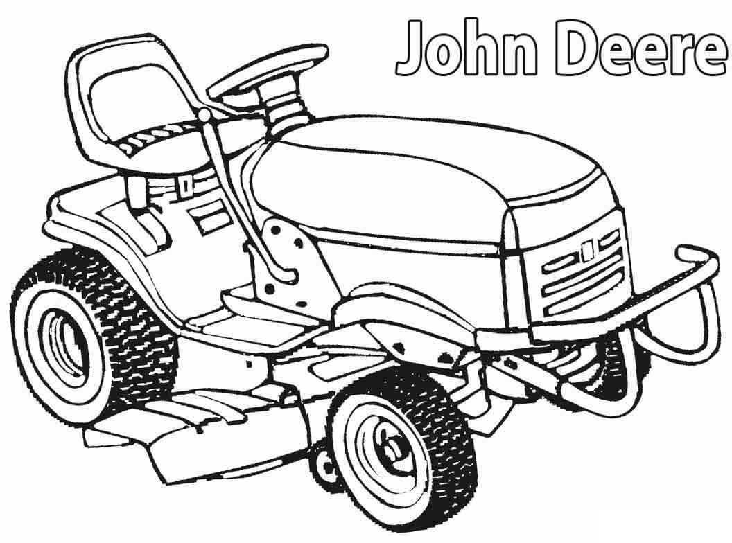 John Deere 3
