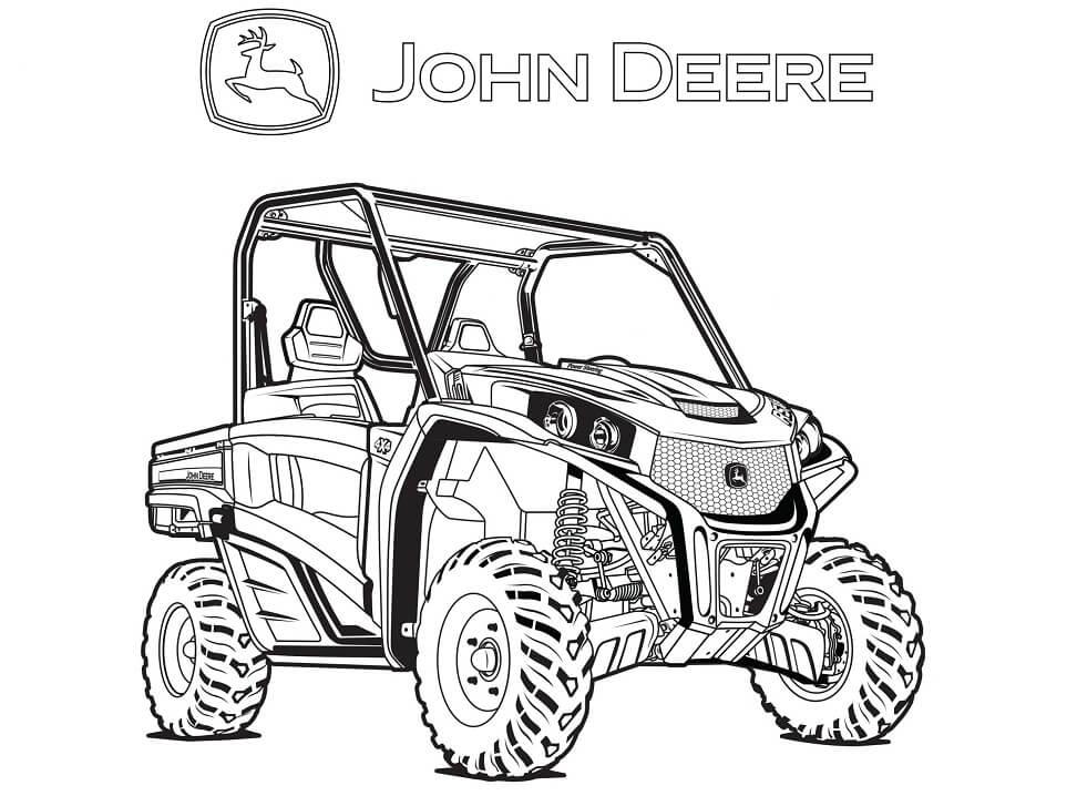 John Deere 4
