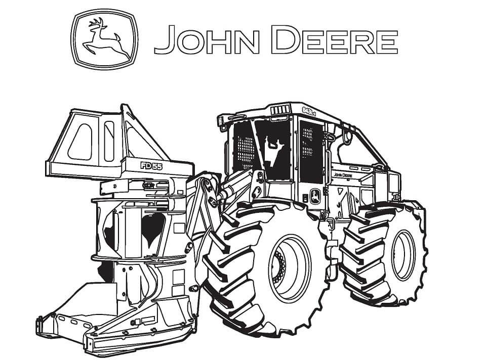 John Deere 5