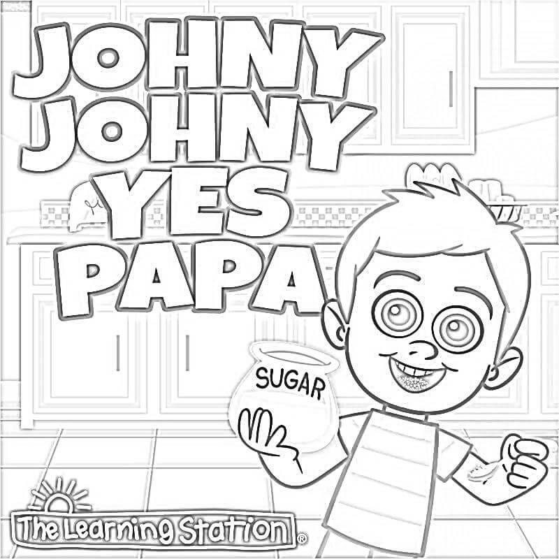 Johny Johny Yes Papa 3