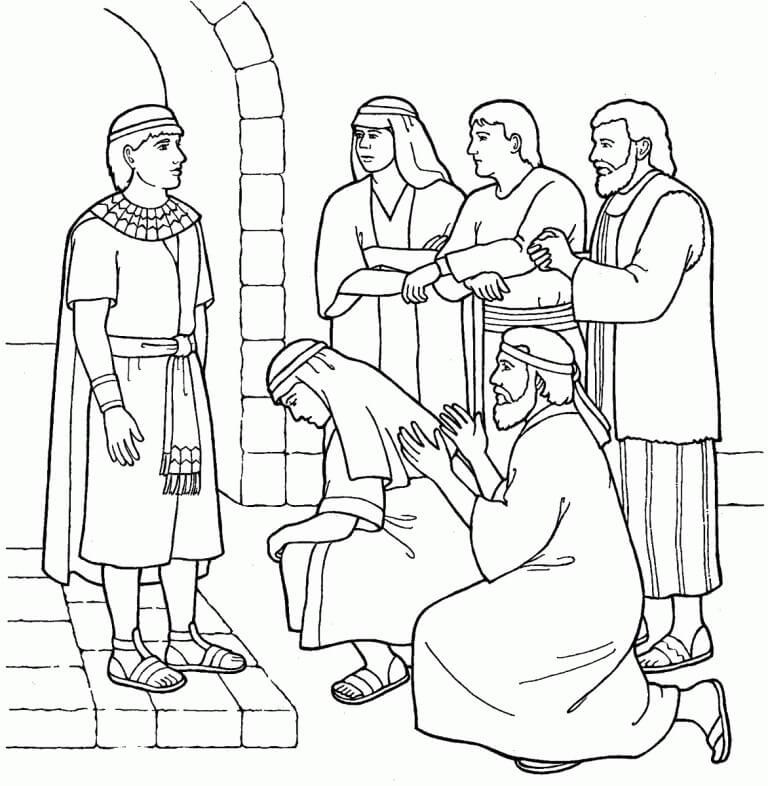 Joseph Bible Story 2