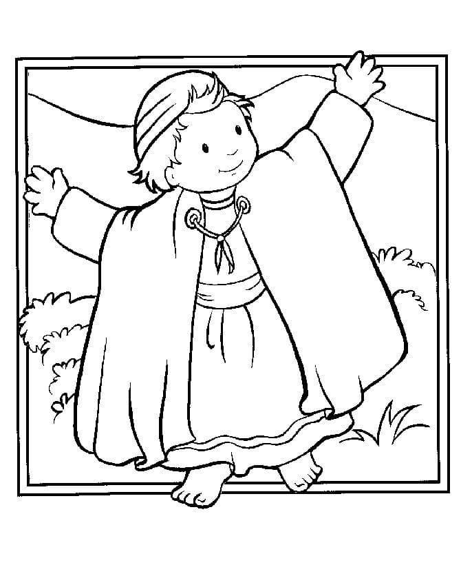 Joseph and Coat