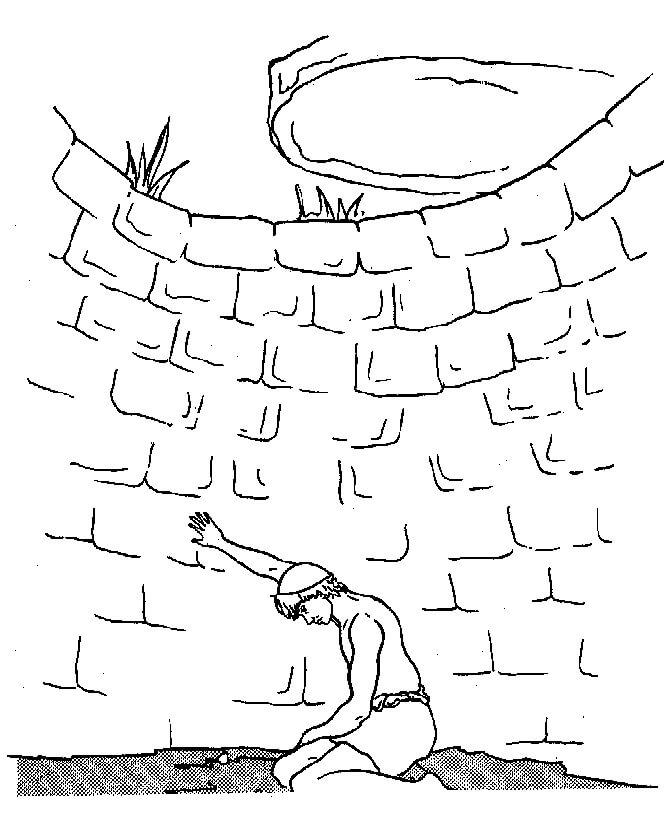 Joseph in Well