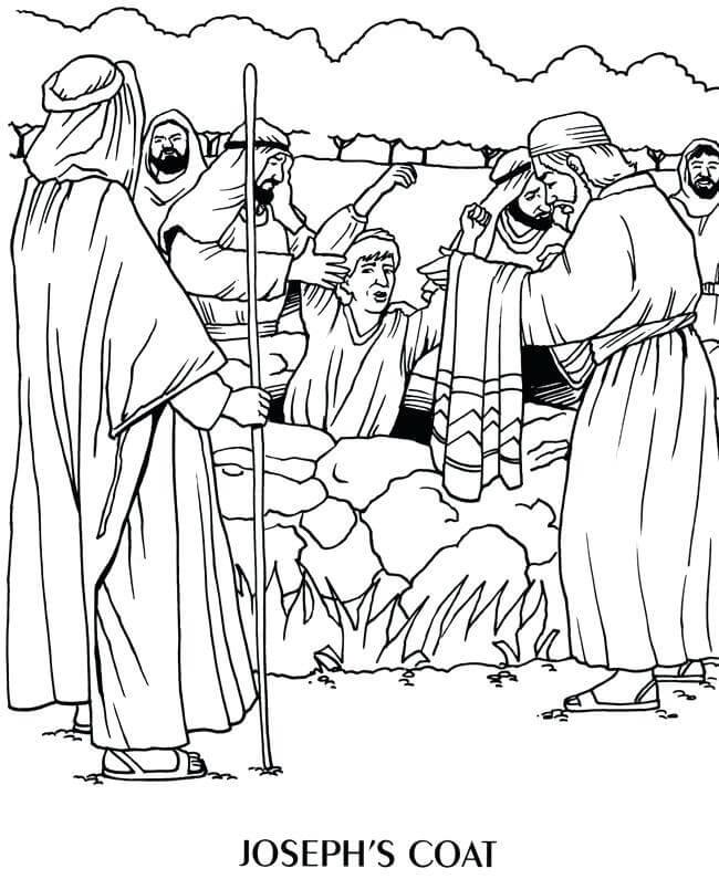 Joseph's Coat 1