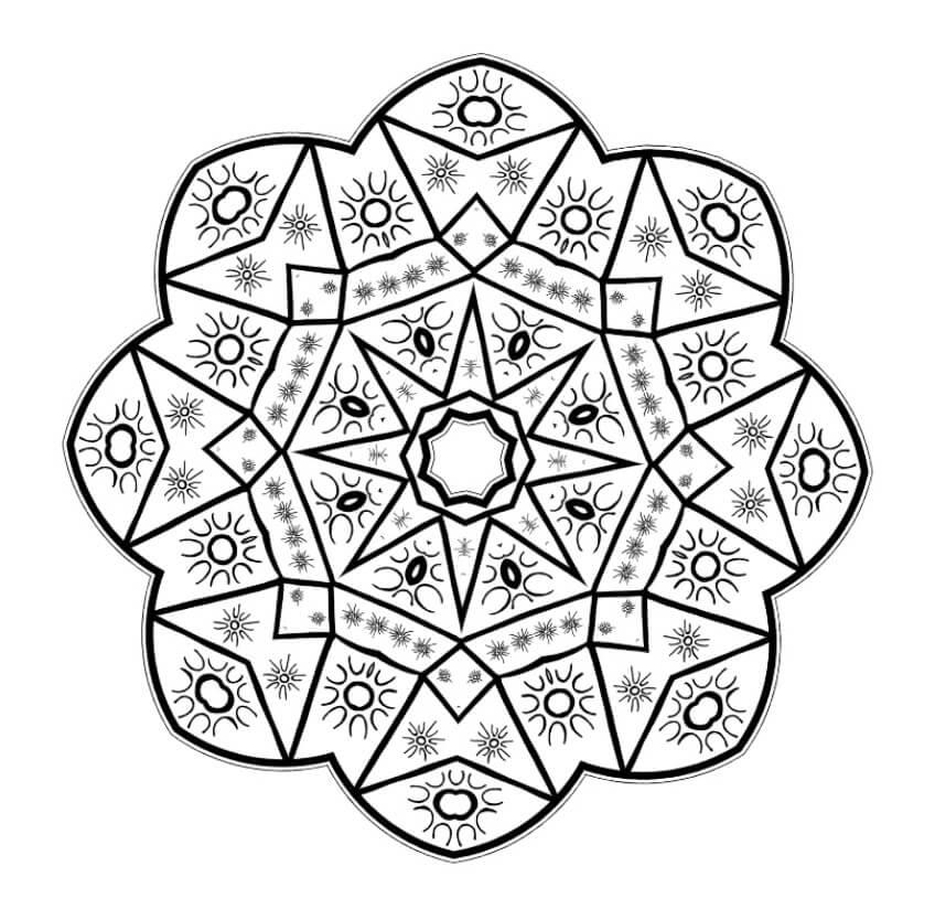Kaleidoscope 9