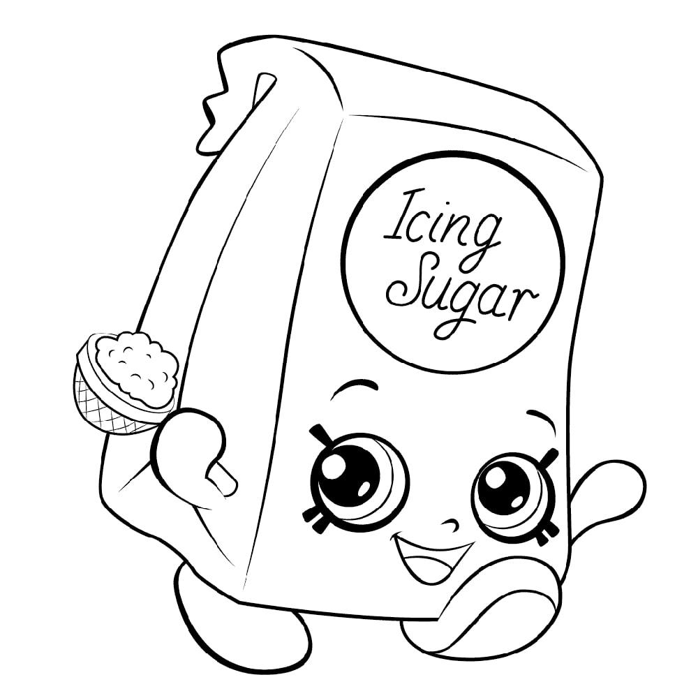 Kane Sugar Shopkin