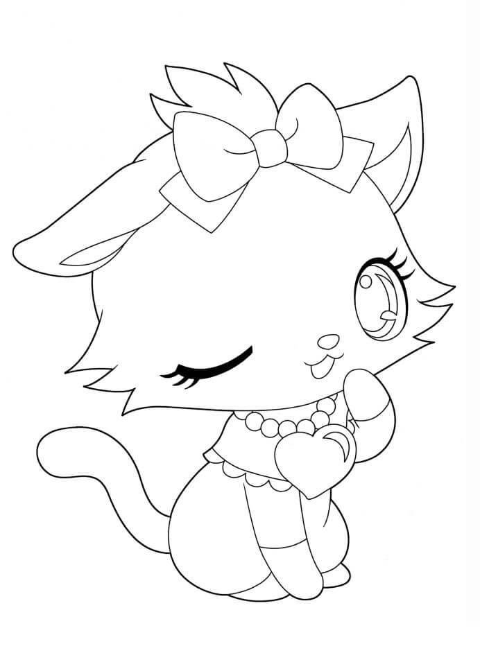 Kawaii Kitten 1