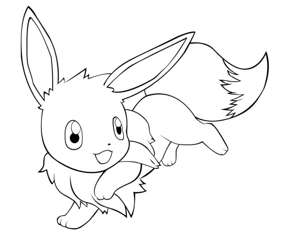 Kawaii Pokemon Eevee