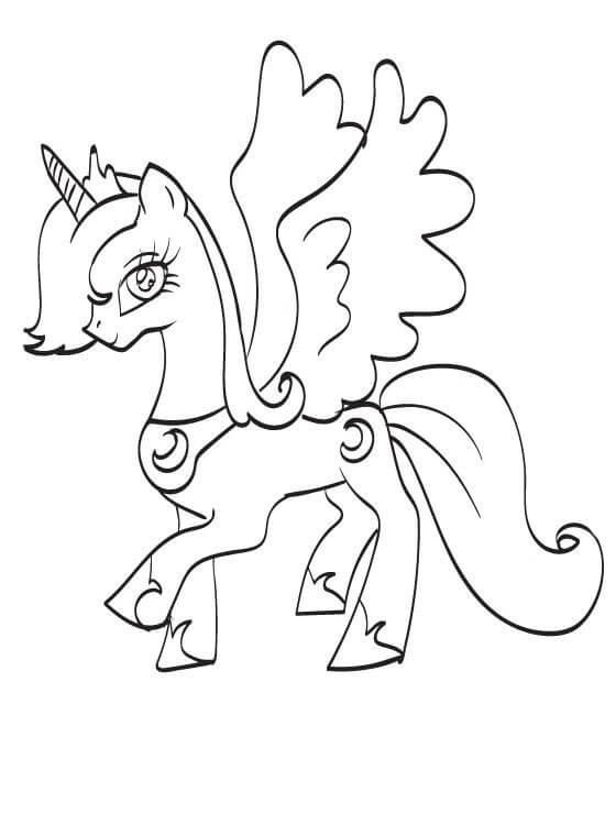 Kawaii Princess Luna