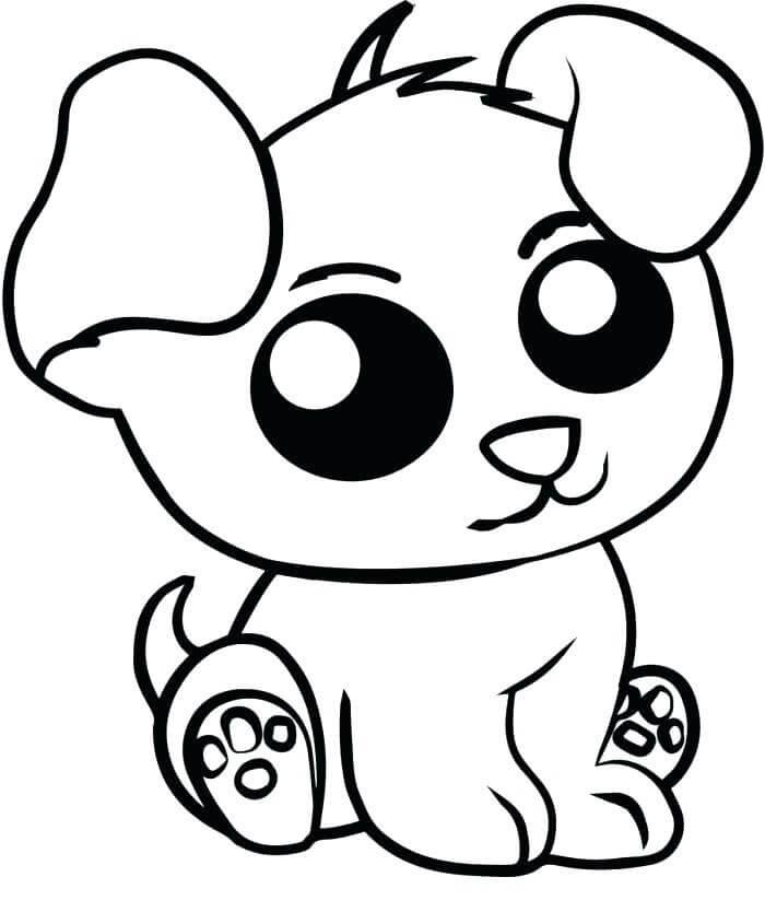 Kawaii Puppy