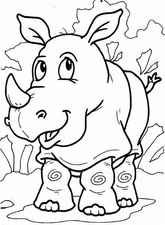 Kawaii Rhino
