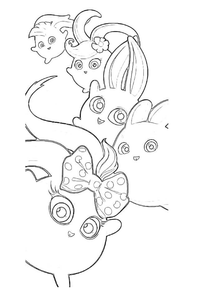 Kawaii Sunny Bunnies