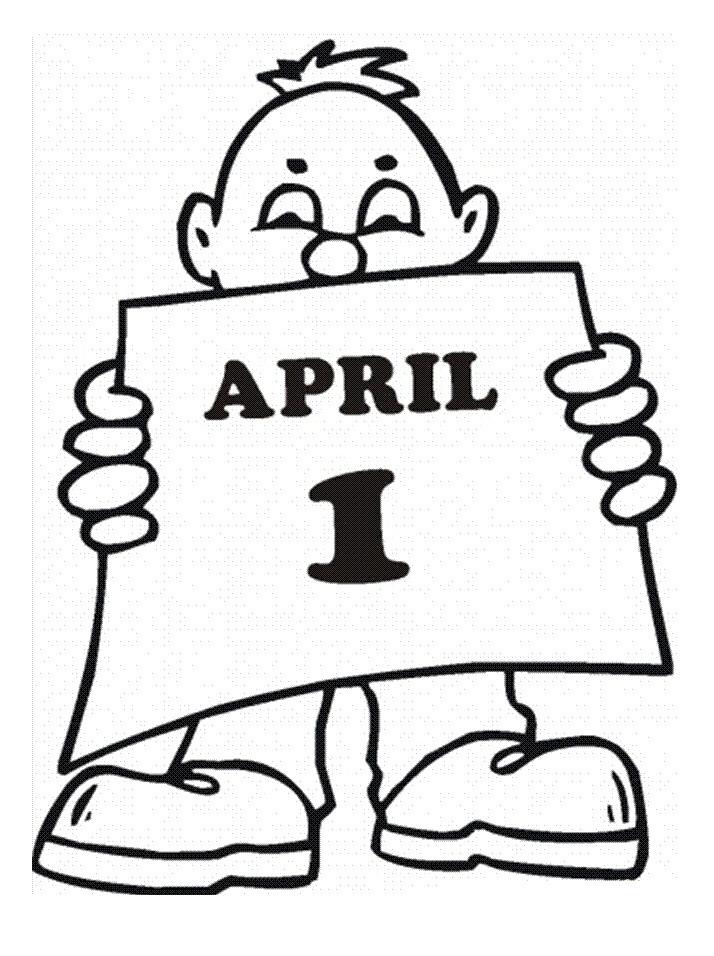 Kid April Fool's Day