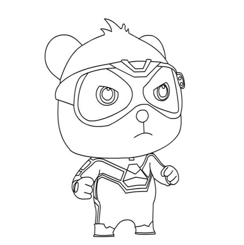 Kiki Superhero