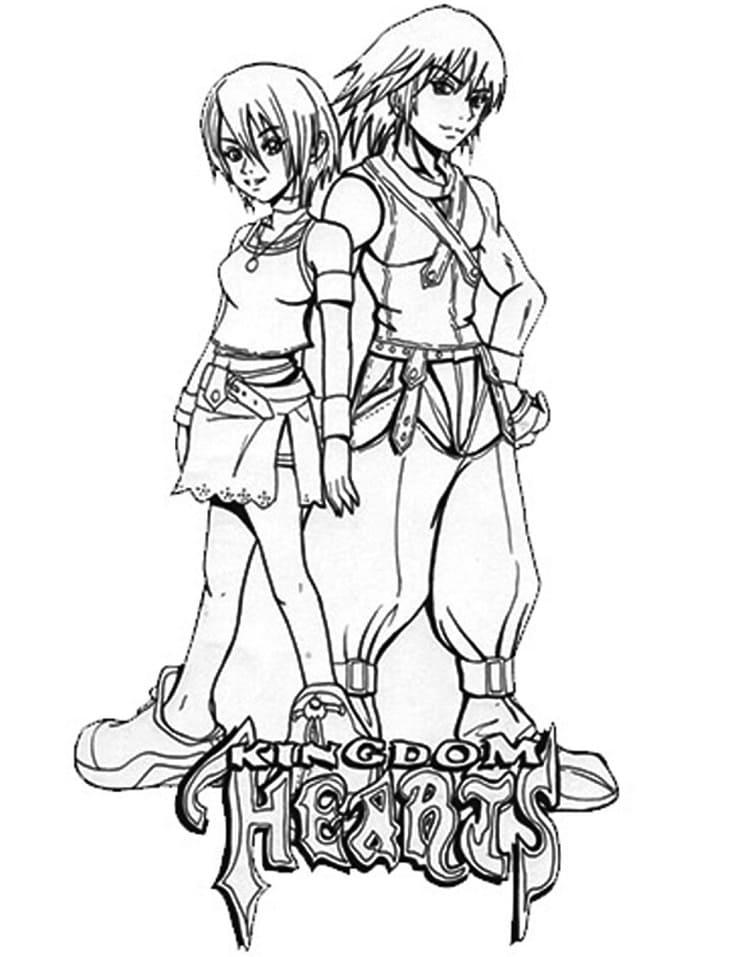 Kingdom Hearts Game