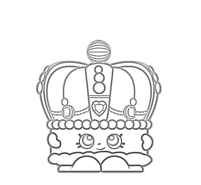 Kingsley Crown Shopkin