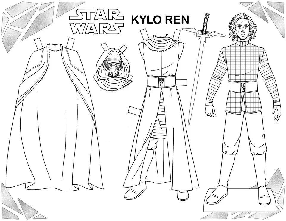 Kylo Ren 2