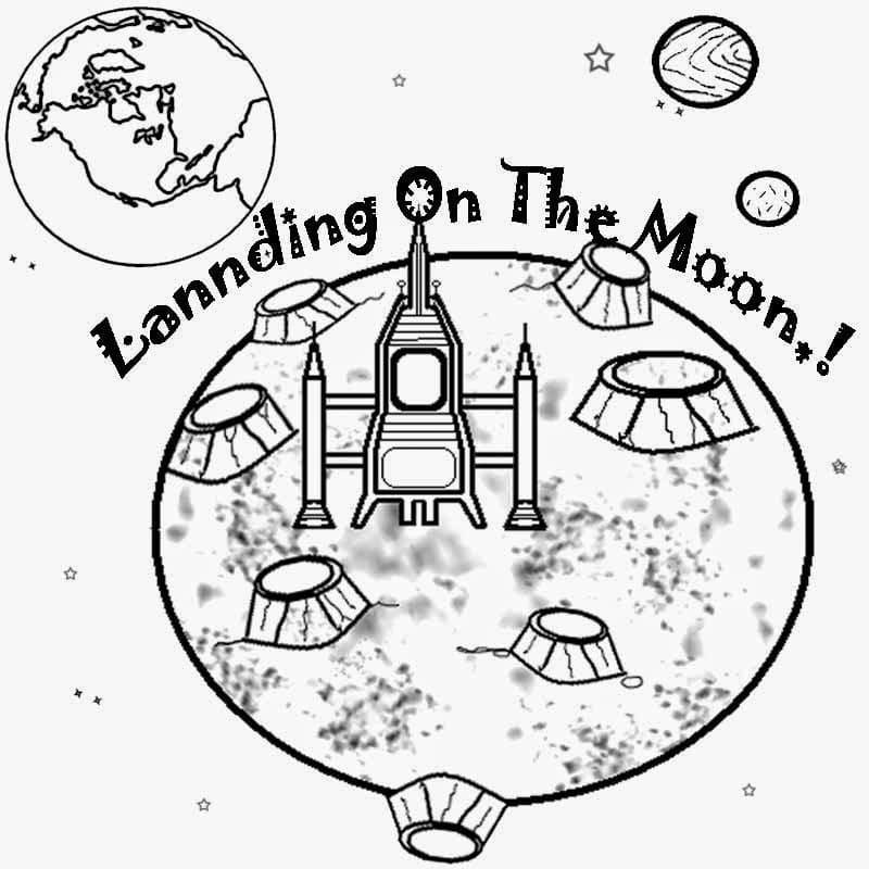Landing on the Moon