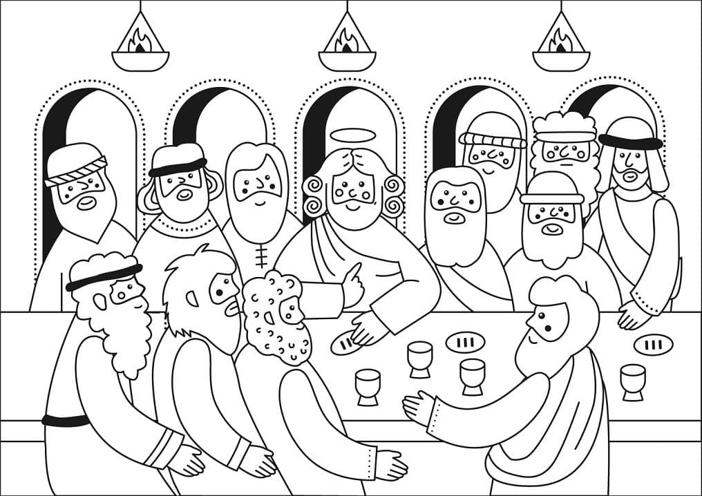Last Supper 5