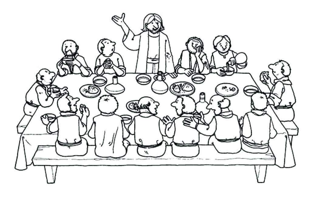 Last Supper 6