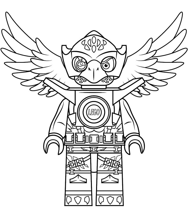 Lego Chima Eagle Eris