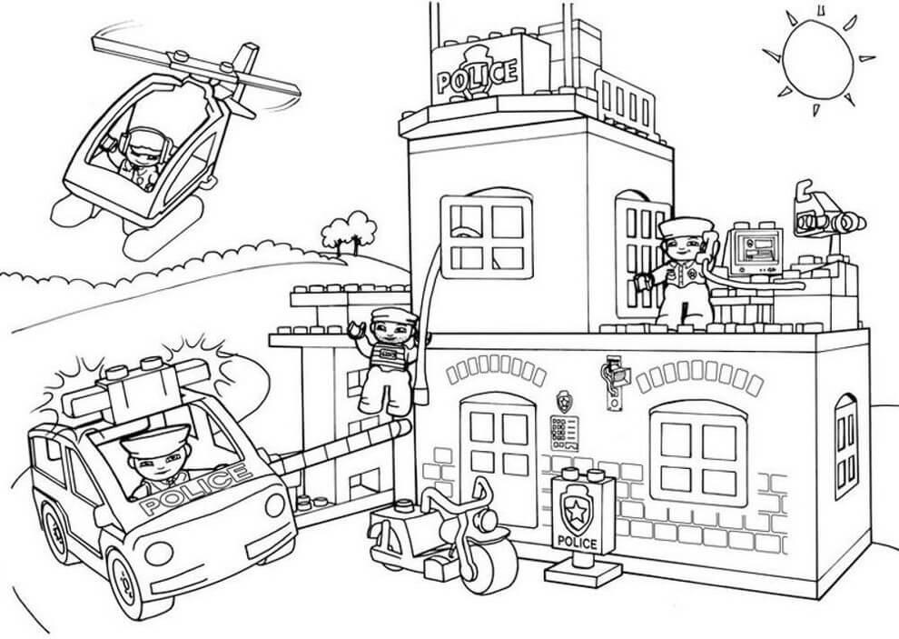 Lego City Police 1
