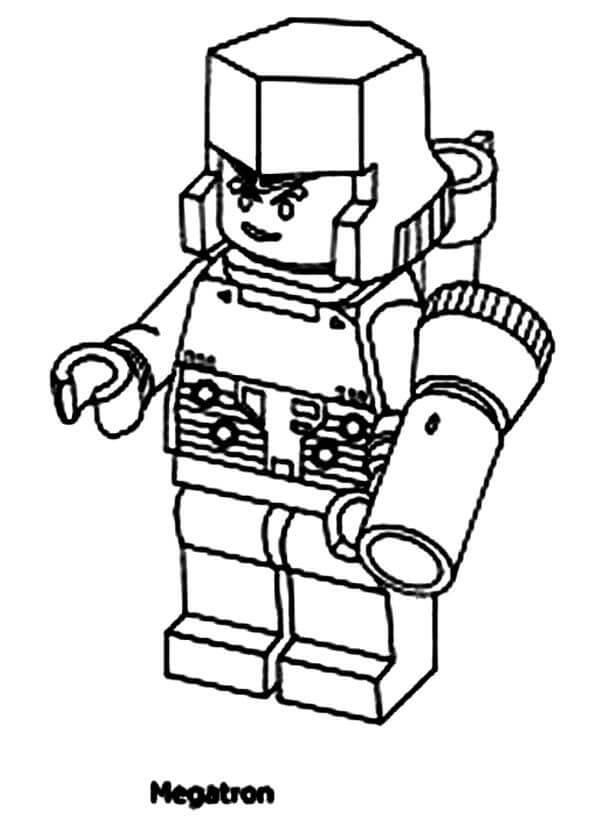 Lego Megatron