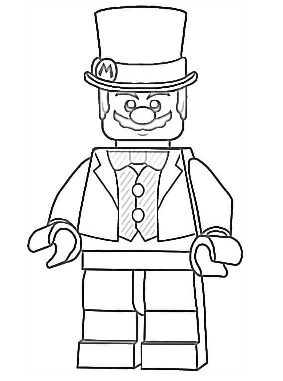 Lego Super Mario 4
