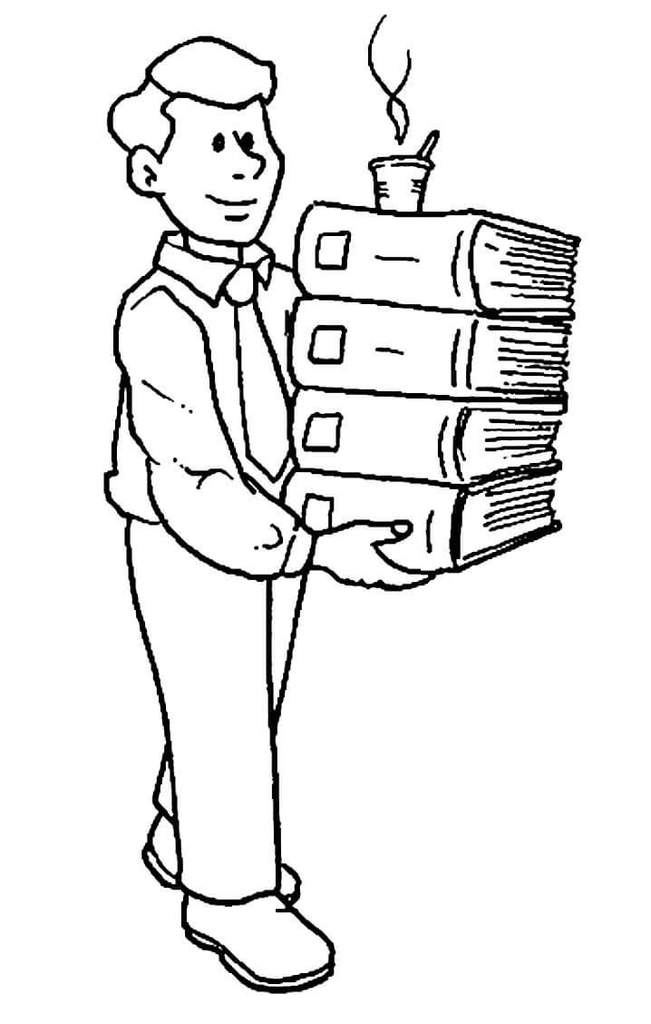 Librarian 5