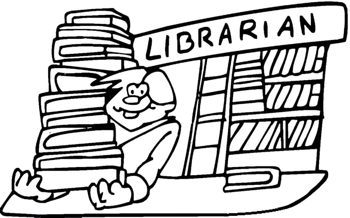 Librarian 6