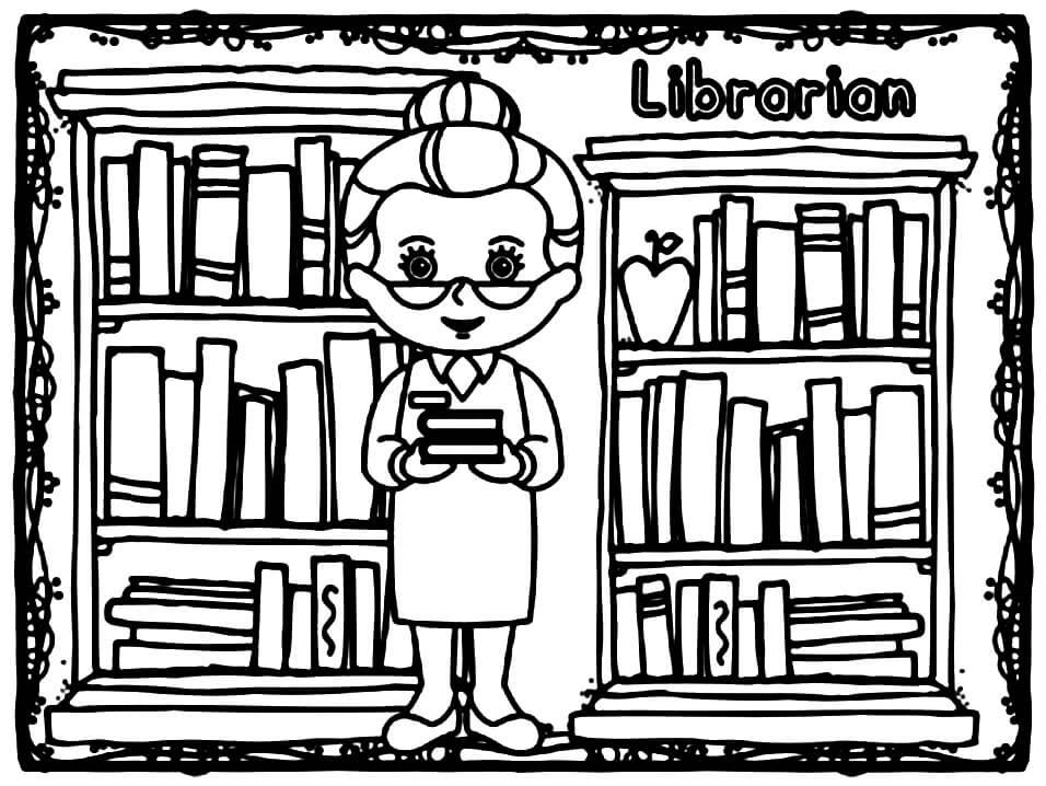 Librarian 9