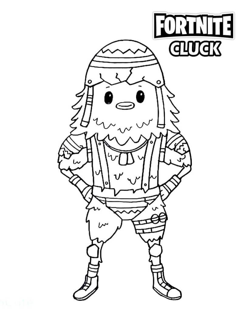 Little Cluck Fortnite
