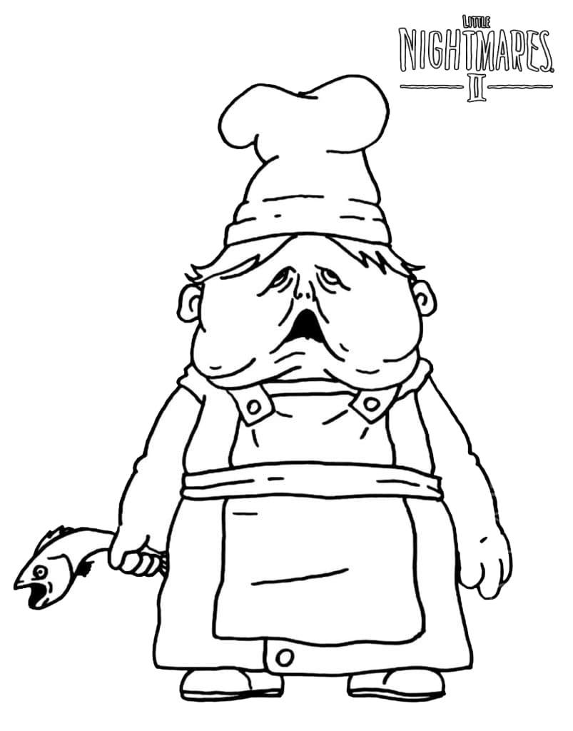 Little Nightmares Chef