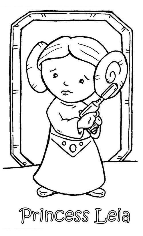 Little Princess Leia
