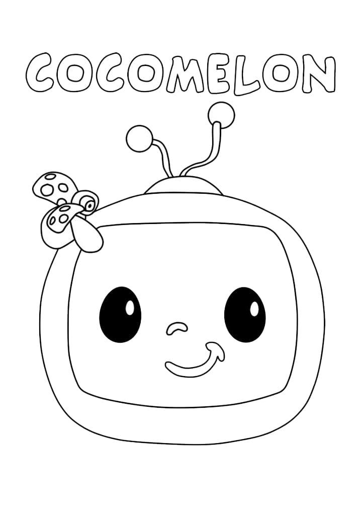 Logo Cocomelon 1