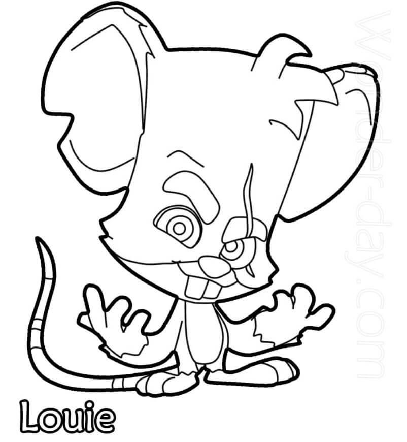 Louie Zooba