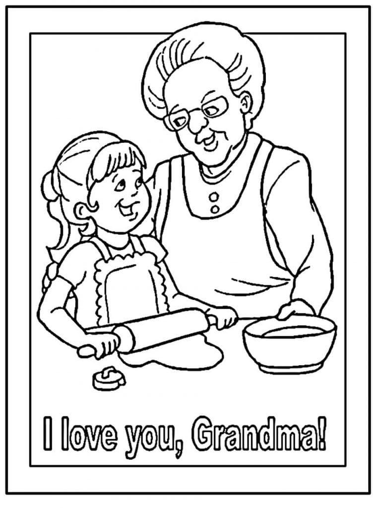 Love You Grandma