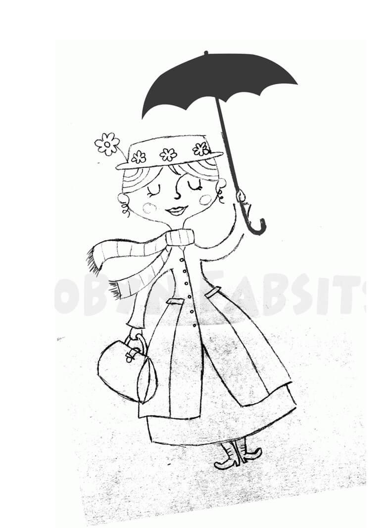 Lovely Mary Poppins